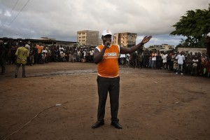 Presidential Election in Ivory Coast / Election PrÈsidentielle en Cote d'Ivoire