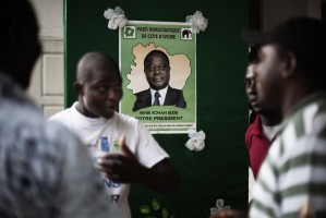 Presidential Election in Ivory Coast / Election Présidentielle en Cote d'Ivoire