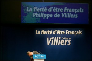Philippe de Villiers's meeting in Lyon