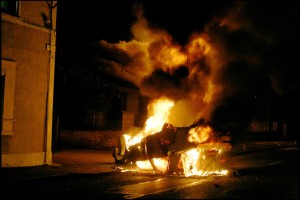 Riots in Villiers le Bel
