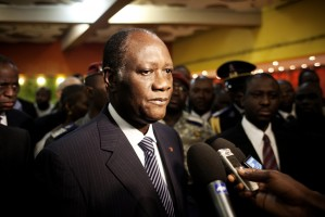 Ivory Coast: two presidents for a country / Cote d'Ivoire: deux prÈsidents pour un pays