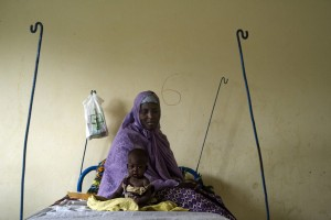 Starvation risk in Niger / Risque de famine au Niger