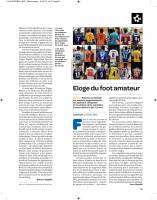 Publication in Courrier International